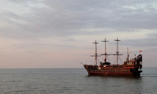 Galean boat, I guess