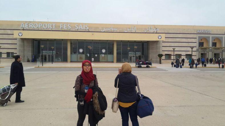 Fez airport