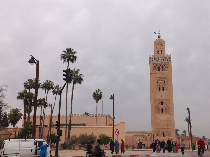 Koutoubia Mosque, Marrakech